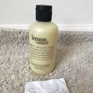 Philosophy Lemon Custard 3-n-1 Shampoo Shower Gel